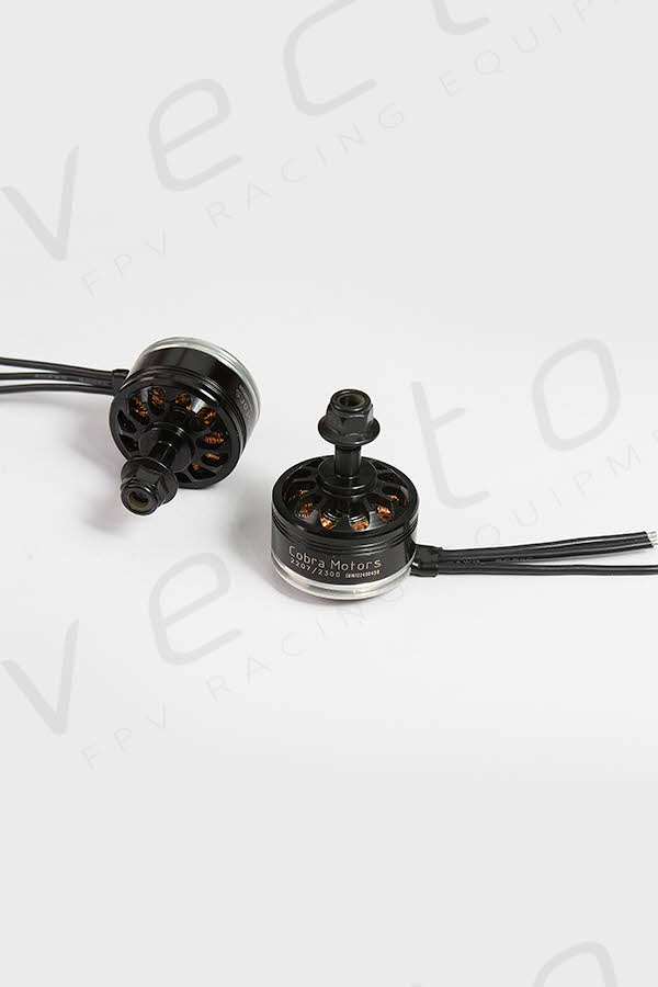 [Cobra] CP2207-2300KV BLACK -2pcs