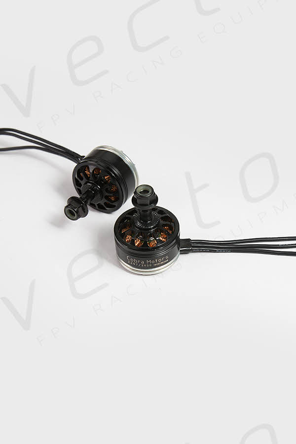 [Cobra] CP2207-2450KV BLACK -2pcs
